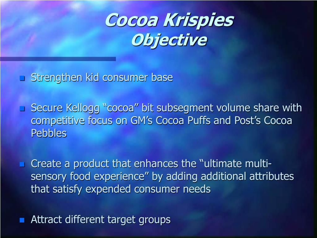 Cocoa Krispies