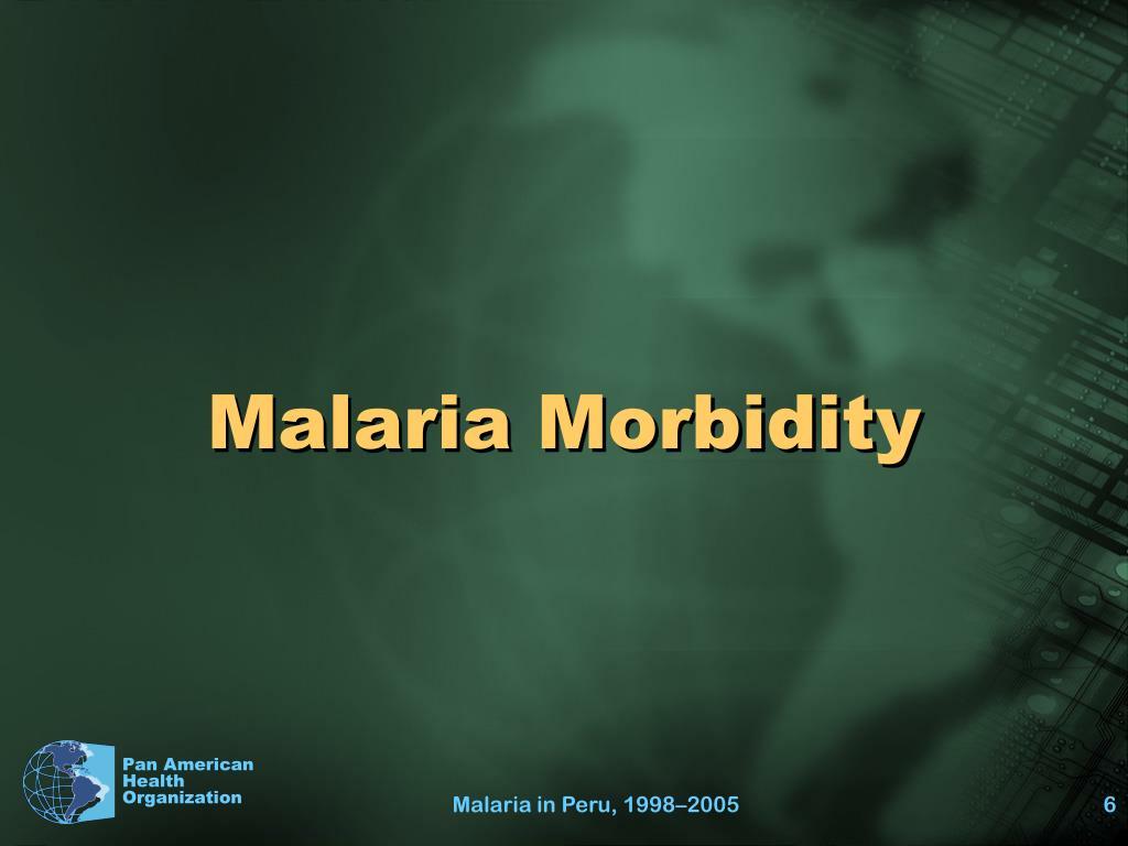Malaria Morbidity