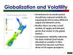 globalization and volatility
