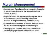margin management1