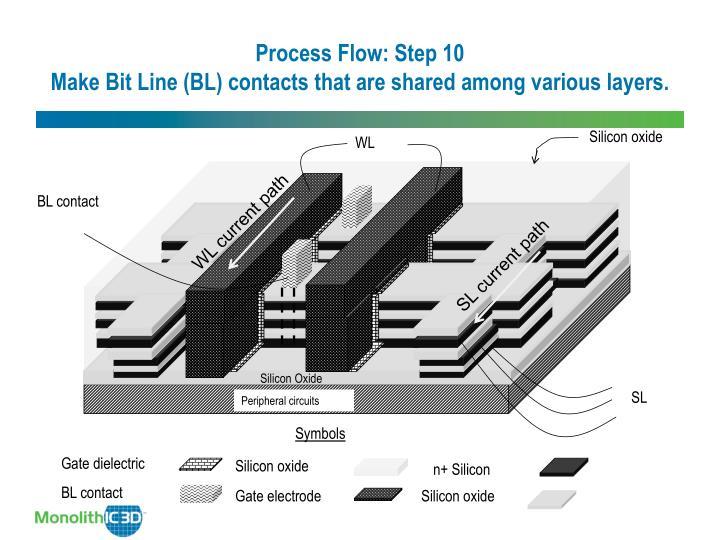 Process Flow: Step 10