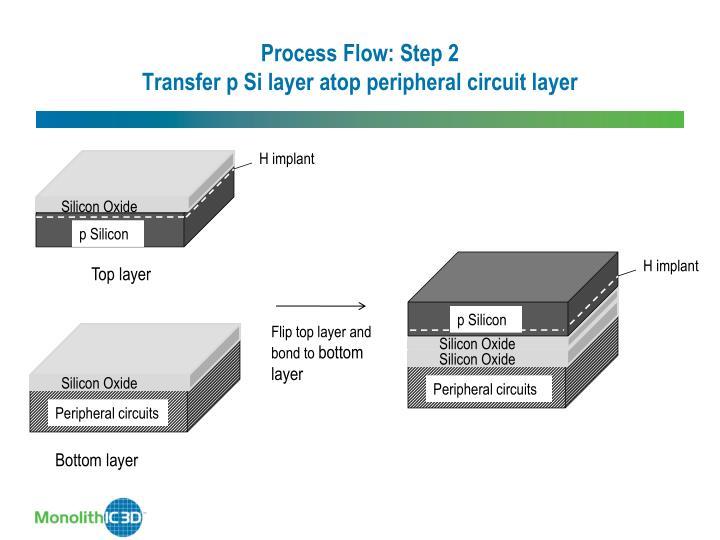 Process Flow: Step 2