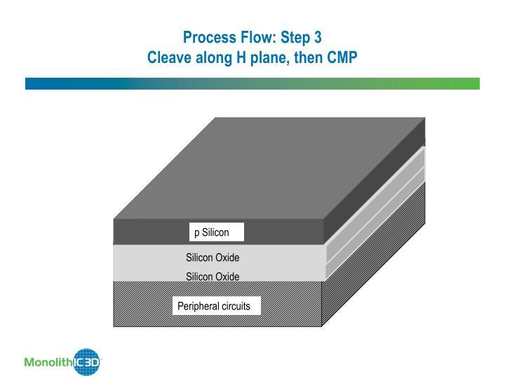 Process Flow: Step 3
