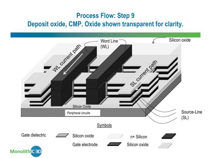 Process Flow: Step 9