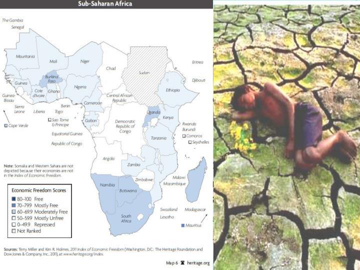 Podsaharska Afrika