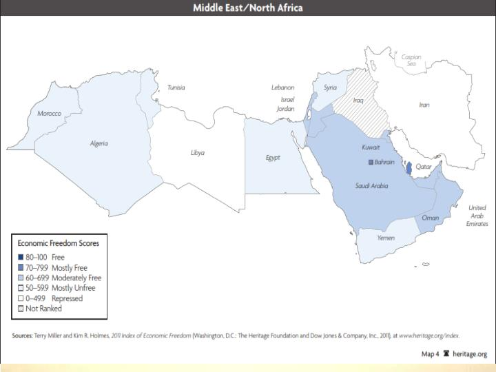 Srednji Istok i Severna Afrika