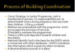 process of building coordination5