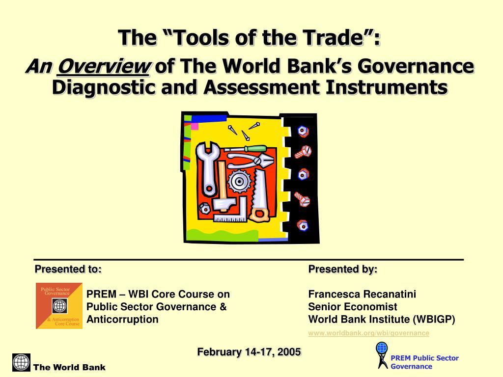 PREM Public Sector Governance
