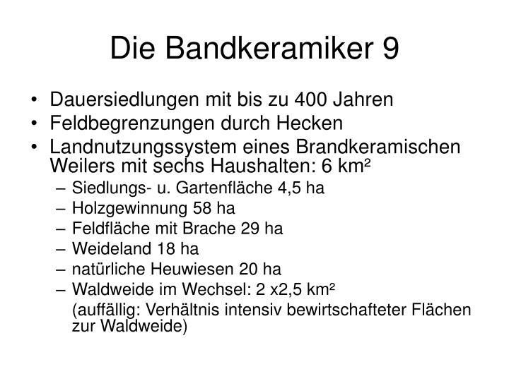 Die Bandkeramiker 9