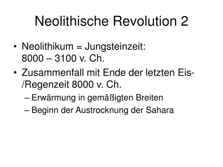 Neolithische revolution 2