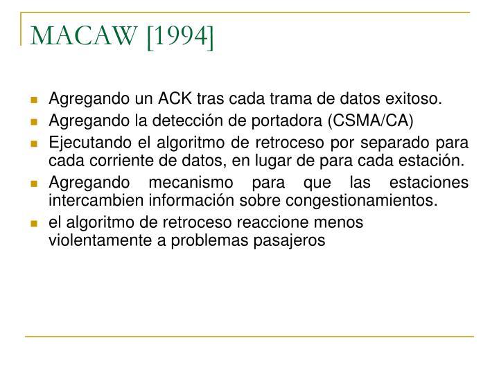 MACAW [1994]