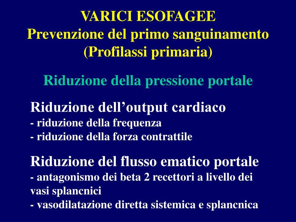 PPT - IPERTENSIONE PORTALE PowerPoint Presentation, free..