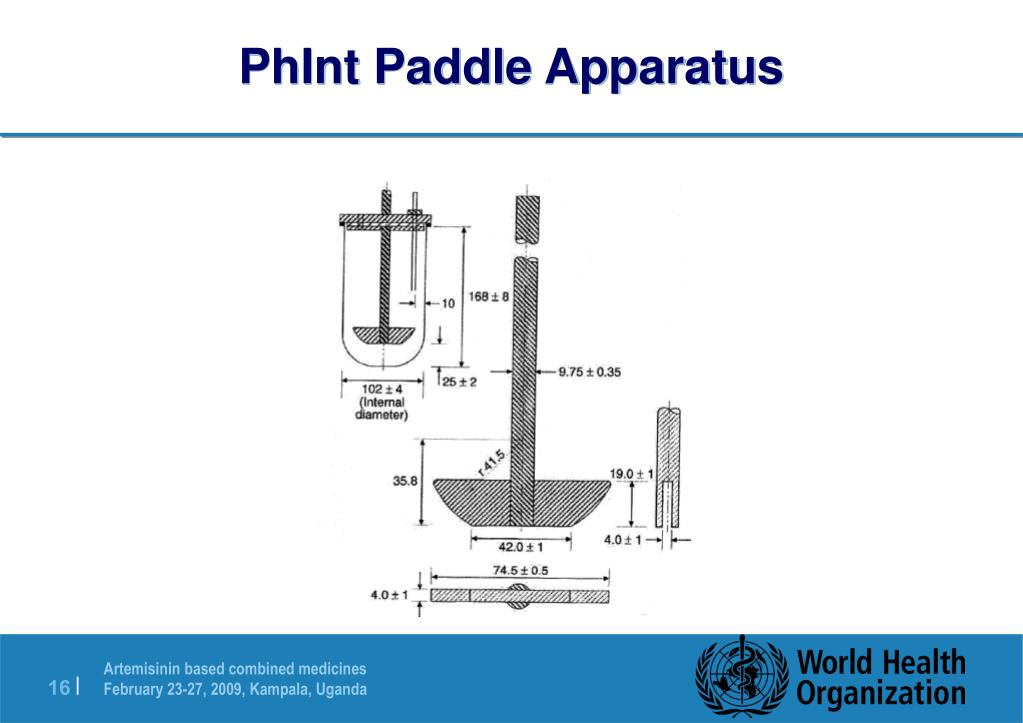 PhInt Paddle Apparatus