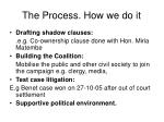 the process how we do it13