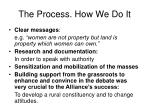 the process how we do it8