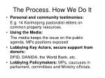 the process how we do it9