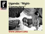 uganda night commuters