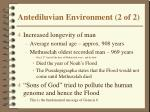 antediluvian environment 2 of 2
