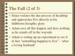 the fall 2 of 3