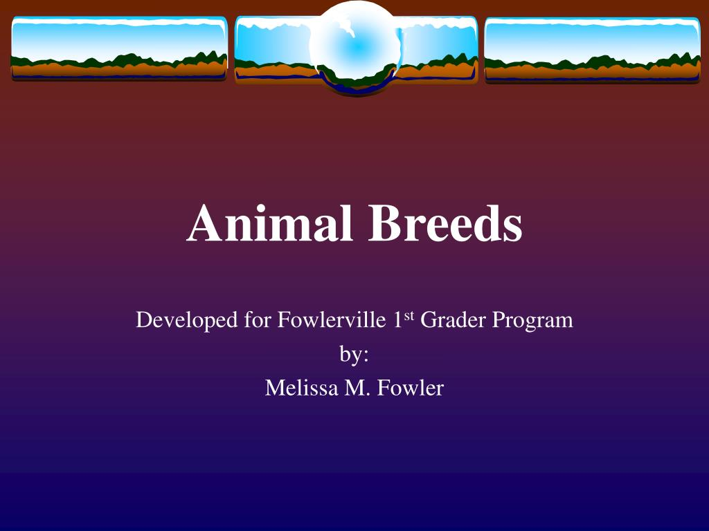 animal breeds l.