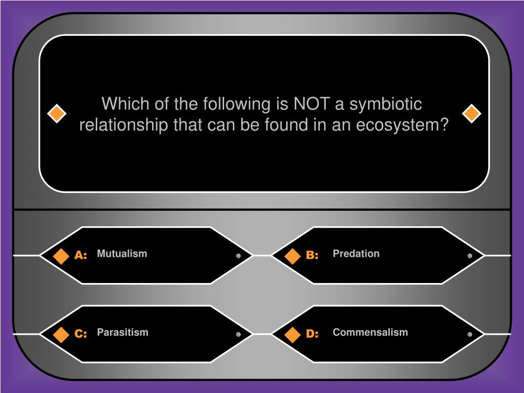 Which of the following is NOT a symbiotic