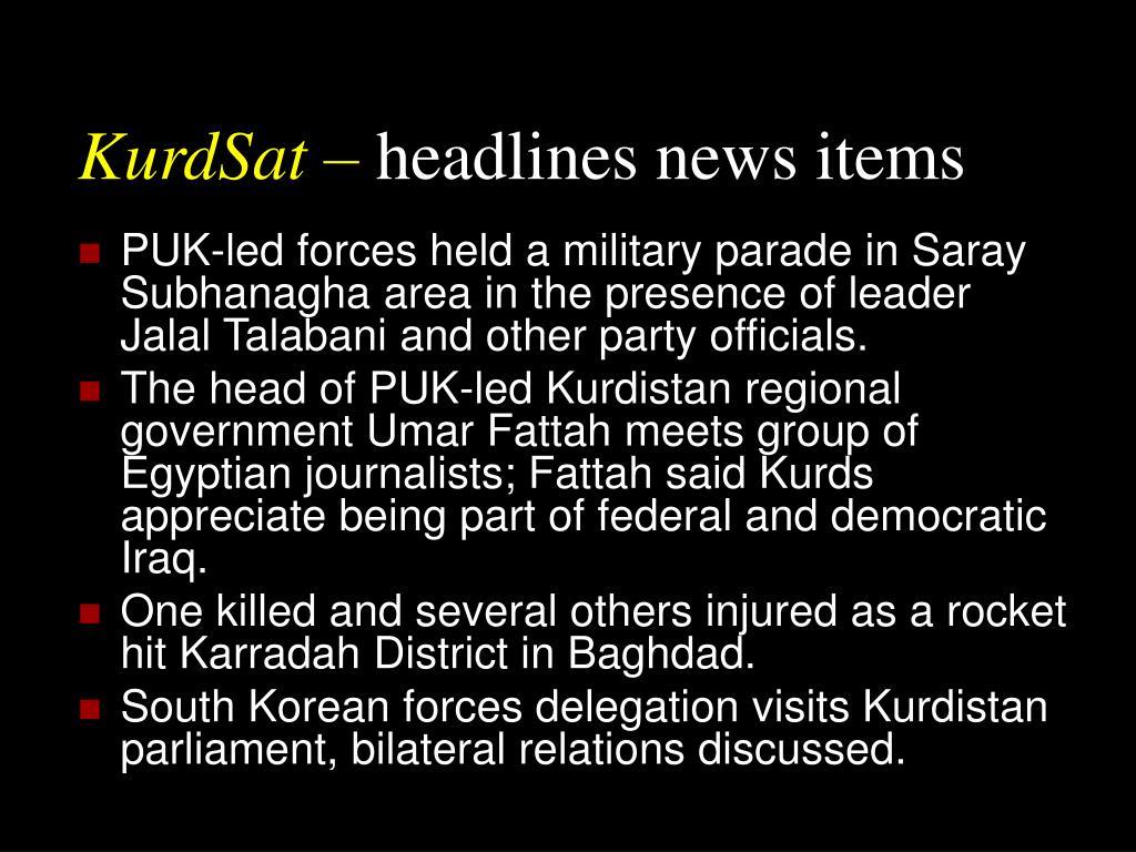 KurdSat –