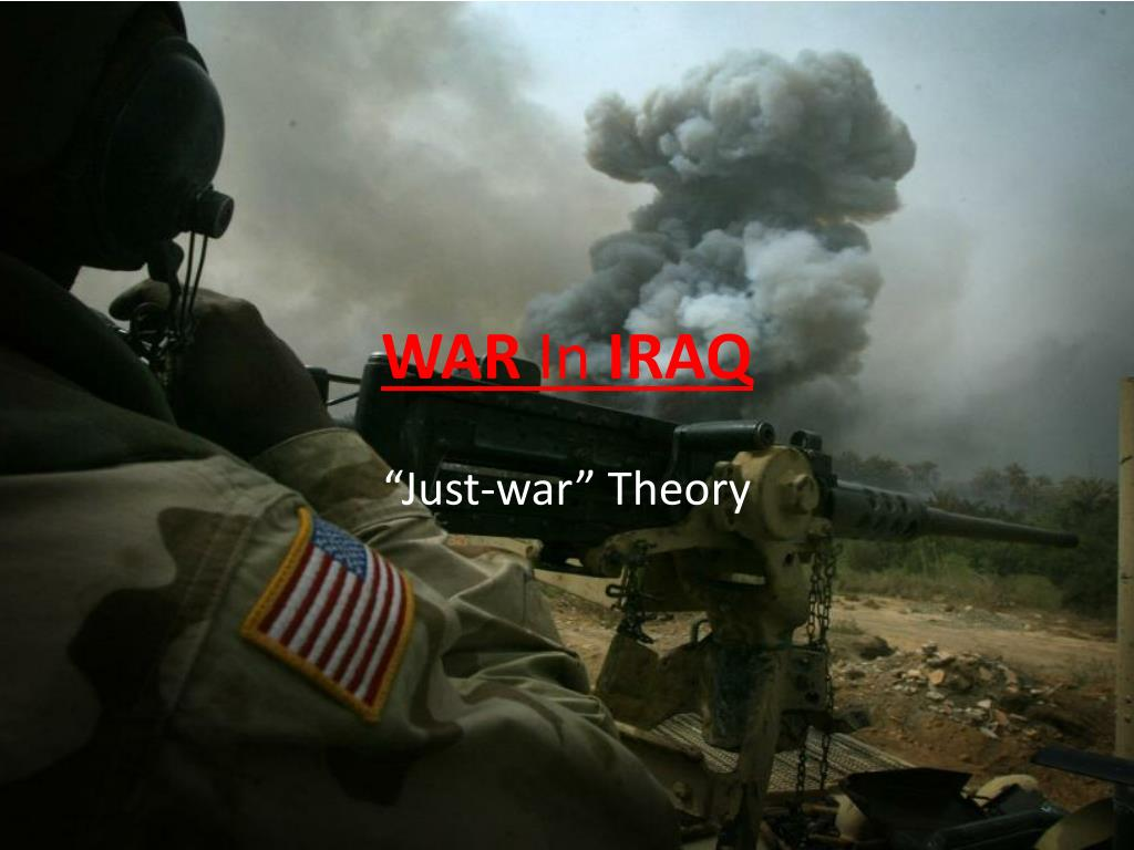 war in iraq l.
