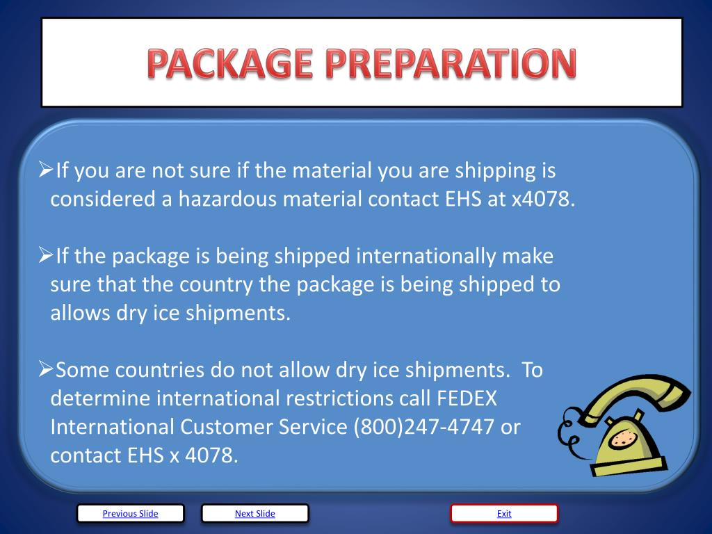 PPT - SHIPPING WITH DRY ICE PowerPoint Presentation - ID:1121059