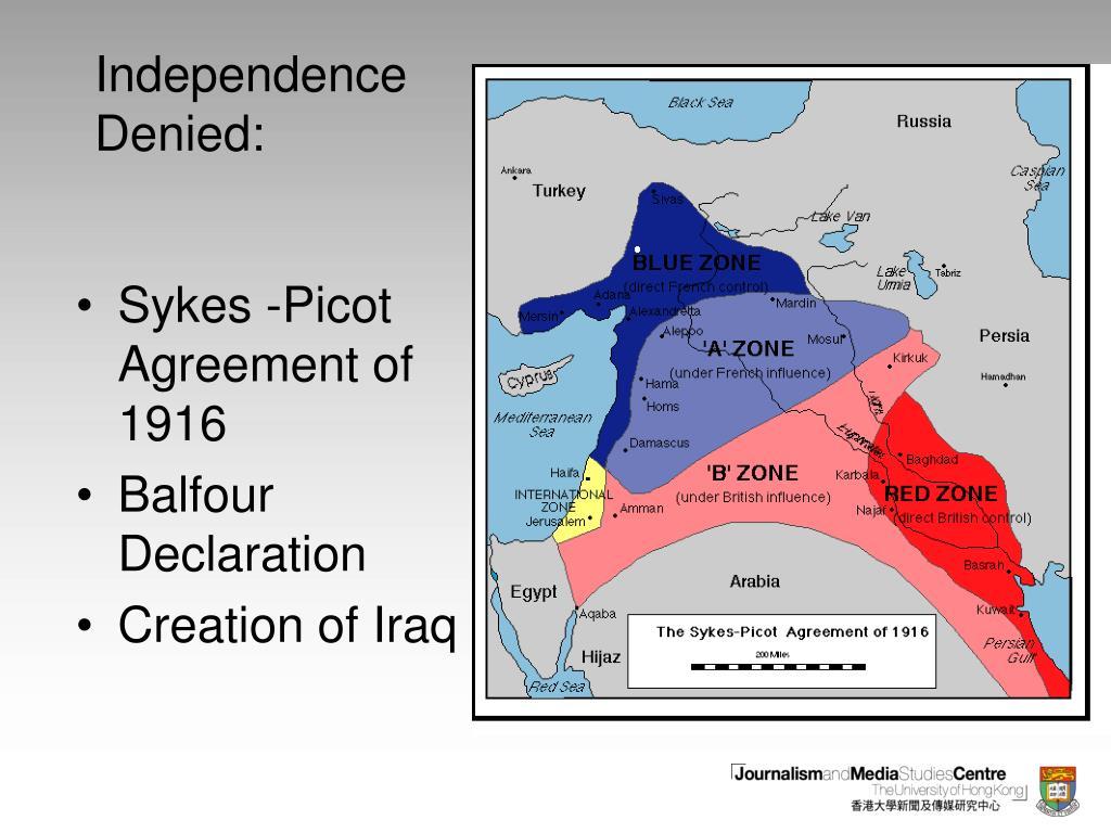 independence denied l.