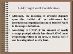 1 1 drought and desertification