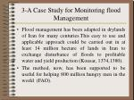 3 a case study for monitoring flood management15