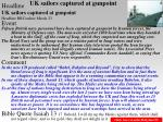 uk sailors captured at gunpoint
