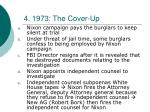 4 1973 the cover up