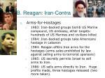 b reagan iran contra