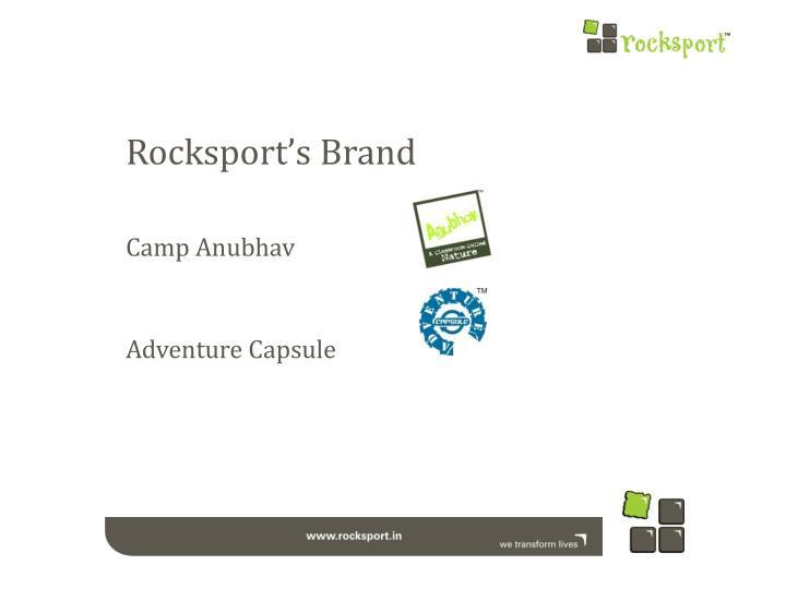 Rocksport's