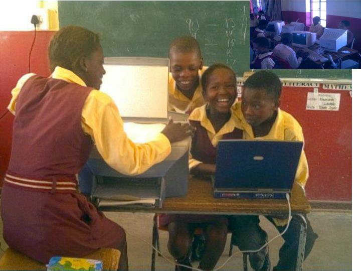 Use of information and communication technology ict
