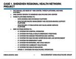 case 1 shenzhen regional health network project12