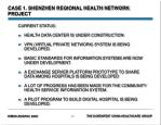 case 1 shenzhen regional health network project13