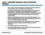 case 1 shenzhen regional health network project14