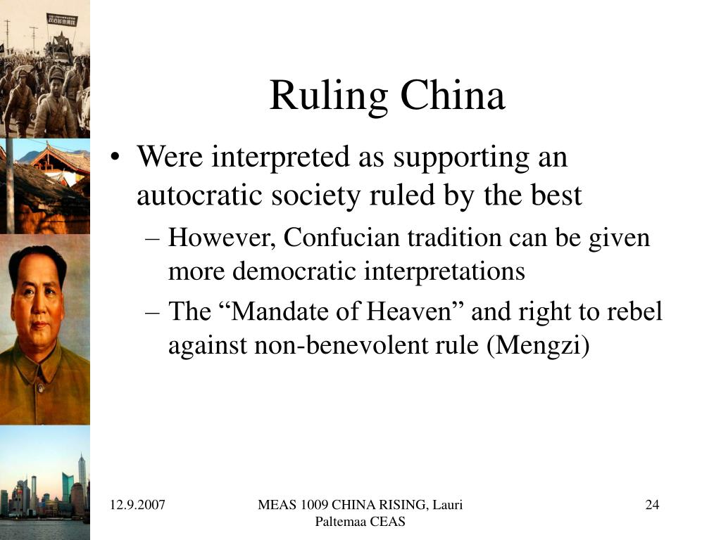 Ruling China
