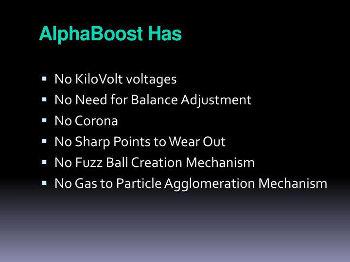 AlphaBoost
