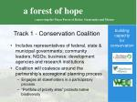 track 1 conservation coalition