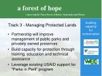 track 3 managing protected lands