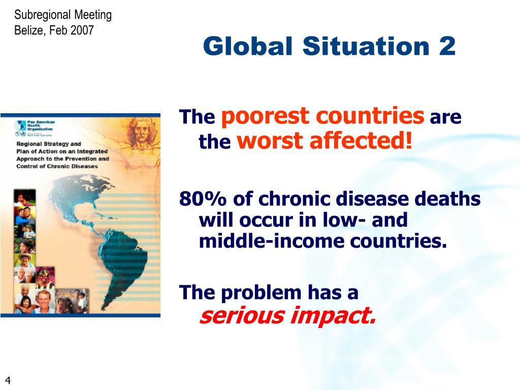 Global Situation 2