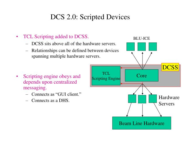 DCS 2.0: Scripted Devices
