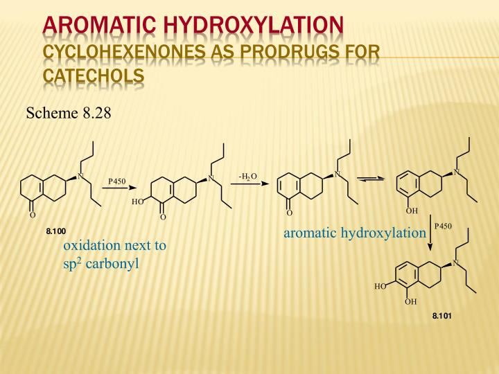 Aromatic Hydroxylation