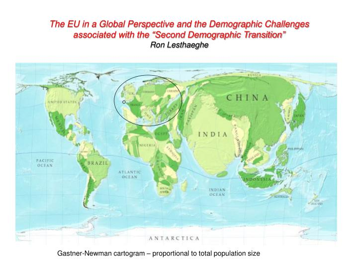 """The EU in a Global Perspective and the Demographic Challenges associated with the """"Second Demograp..."""