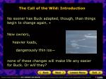 the call of the wild introduction9