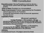 1993 constitution16