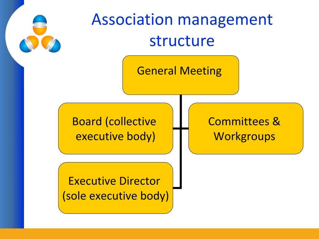 Association management structure